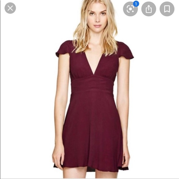 Aritzia // Sunday Best //  Rand Dress // Size 2